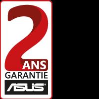Garantie ASUS 2 ans