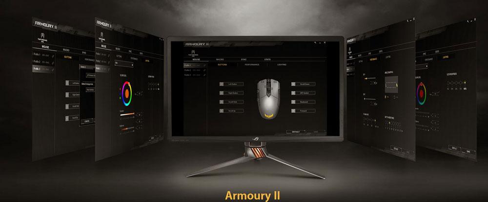 Souris ASUS TUF Gaming M5