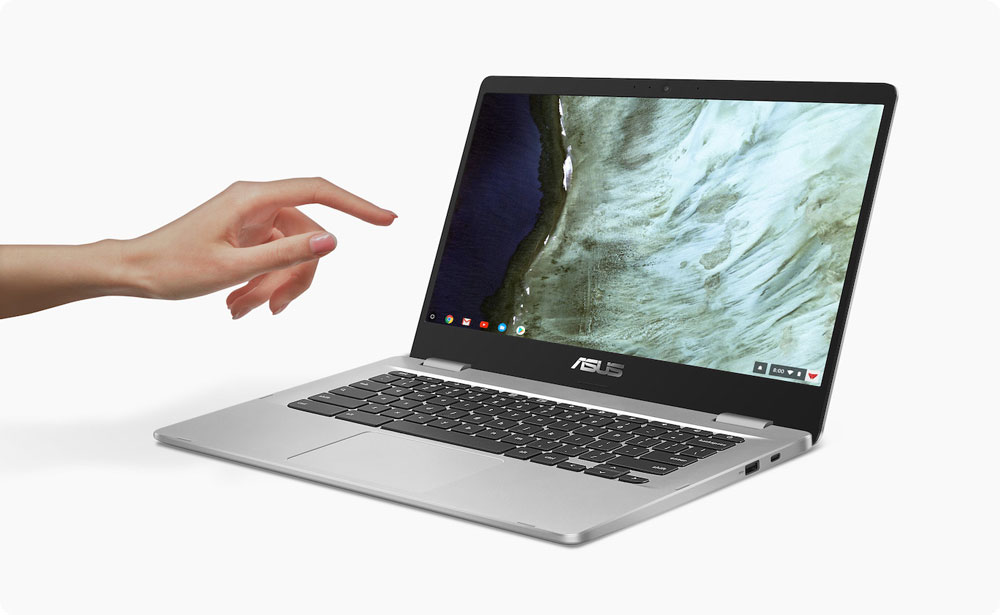 PC Portable ASUS Chromebook C423NA