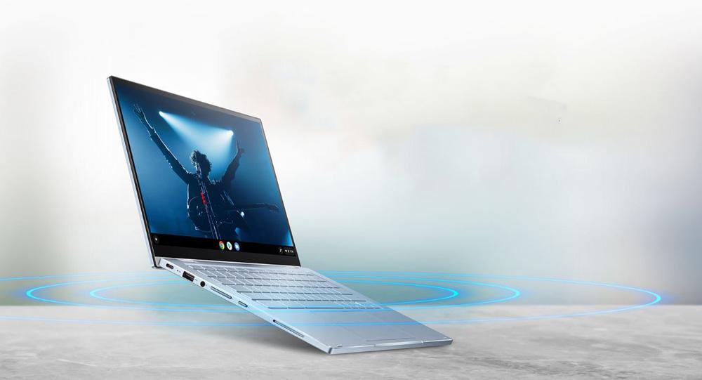 PC Portable ASUS ChromeBook Flip C433TA-AJ0080