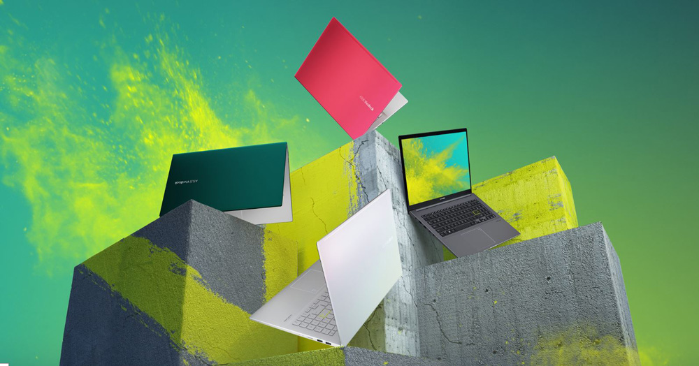 PC Portable ASUS VivoBook S533FA-BQ072T