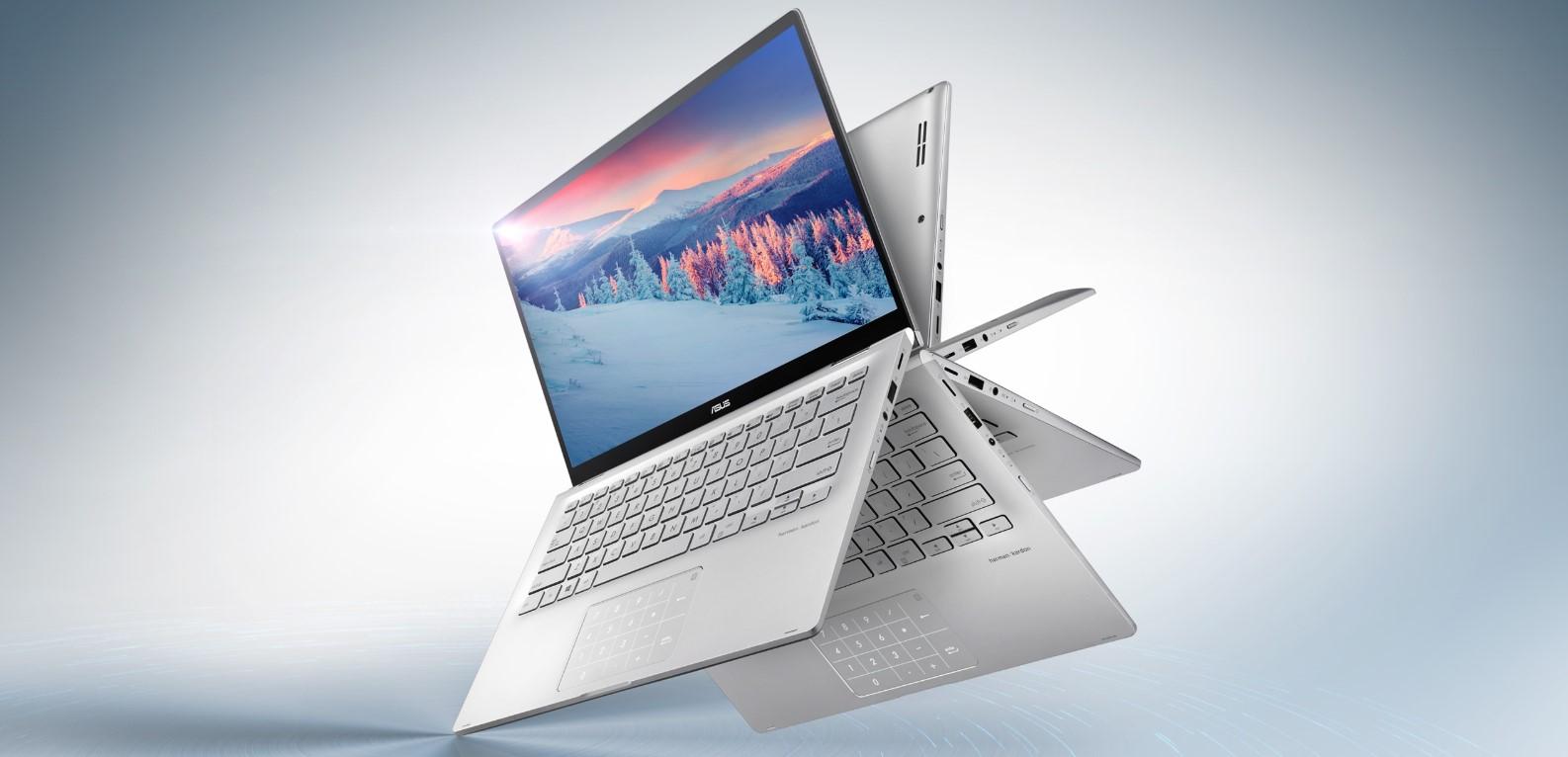 PC Portable ASUS Zenbook Flip UM462DA-AI010T