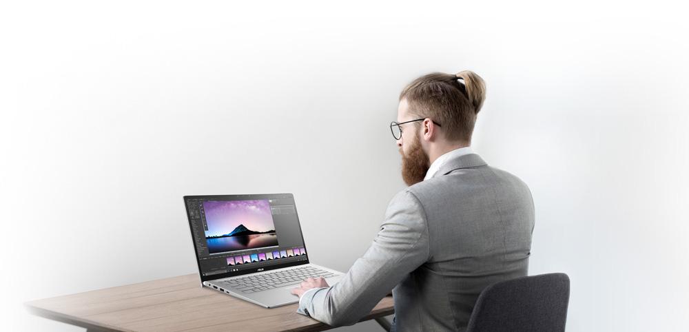 PC Portable ASUS ZenBook Flip UM462DA-AI030T
