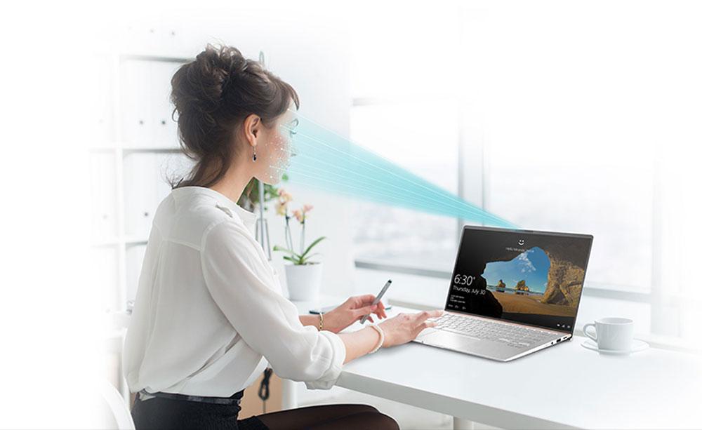 PC Portable ASUS ZenBook 14 UX433FA avec NumPad