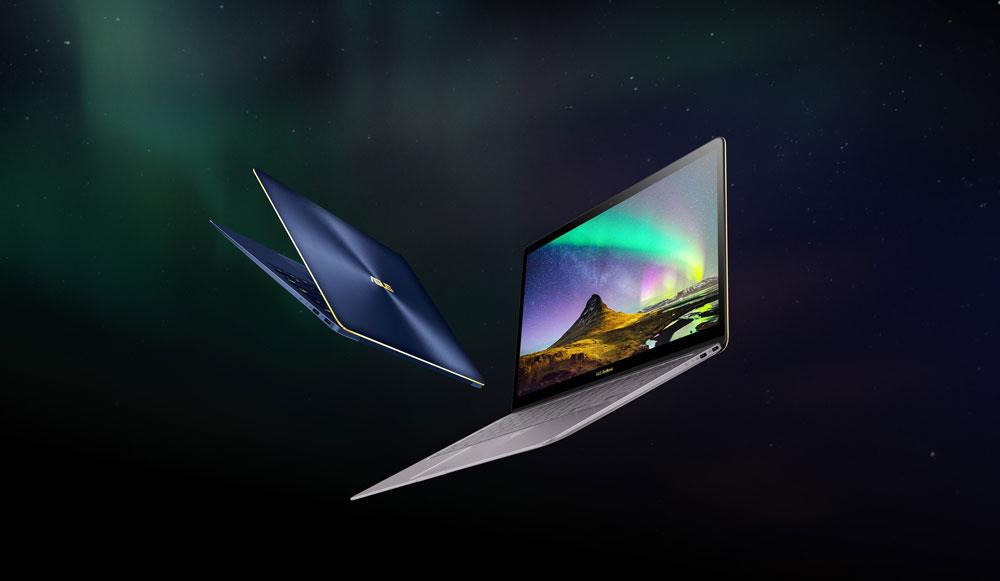 PC Portable ASUS ZenBook 3 Deluxe UX490UA