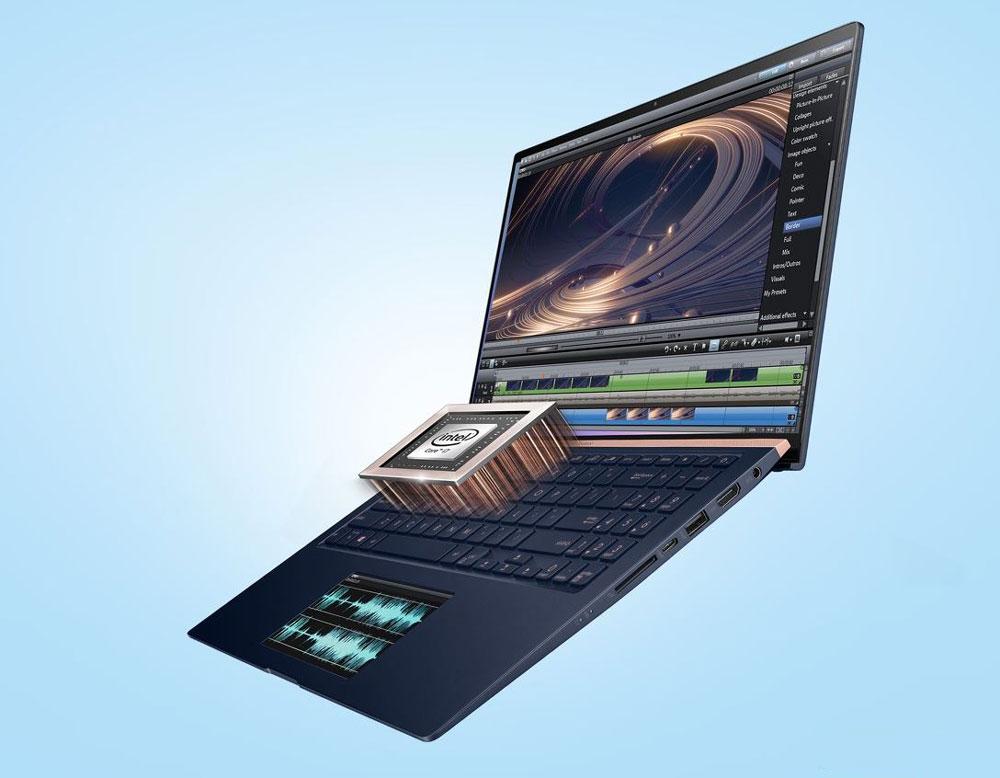 PC Portable ASUS ZenBook 15 UX534FA-A8038T