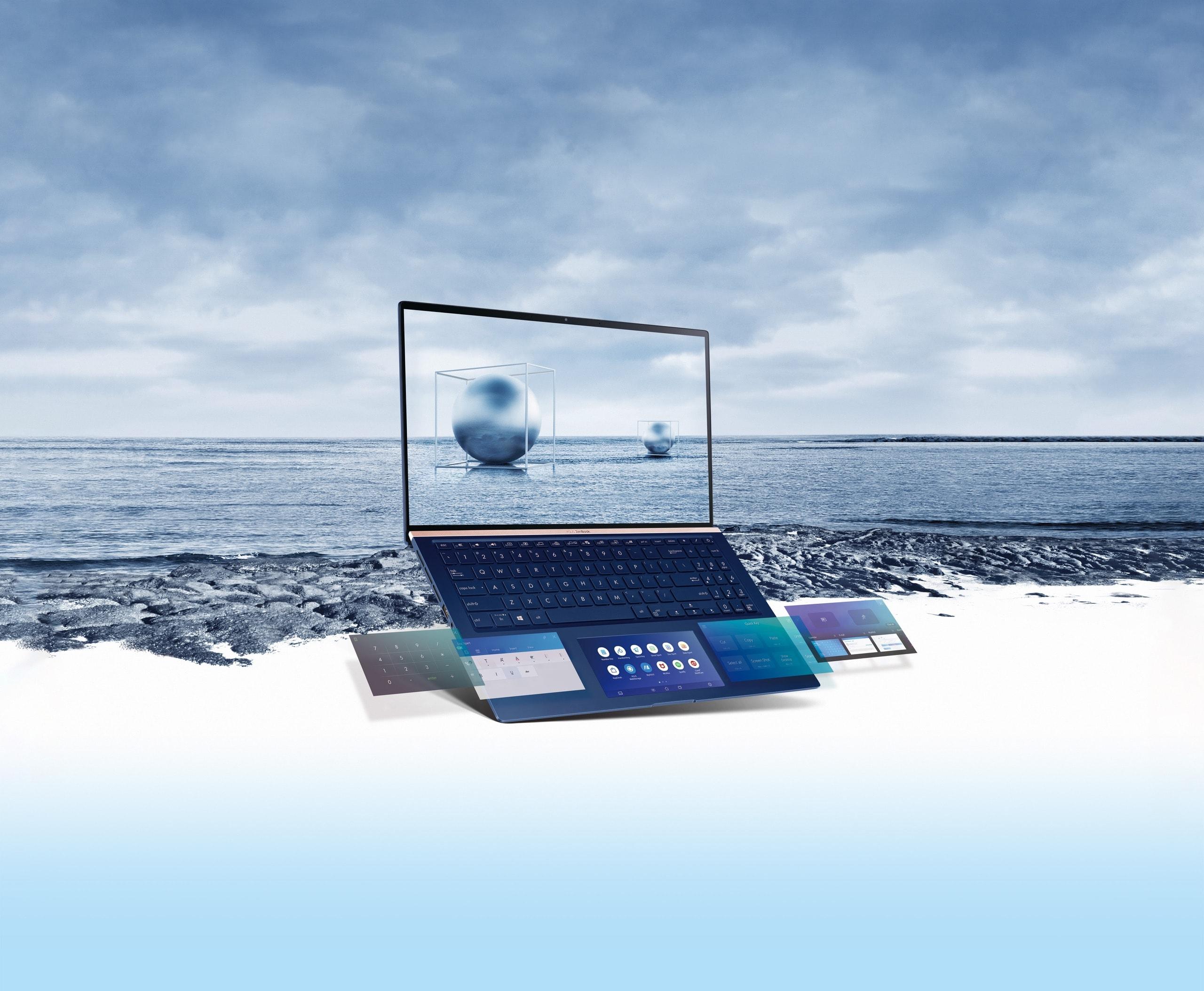 PC Portable ASUS ZenBook 15 UX534FA-A8125T