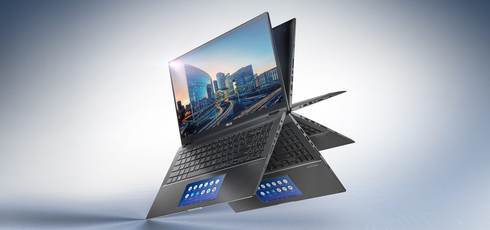 PC Portable ASUS ZenBook Flip UX563FD-EZ012T