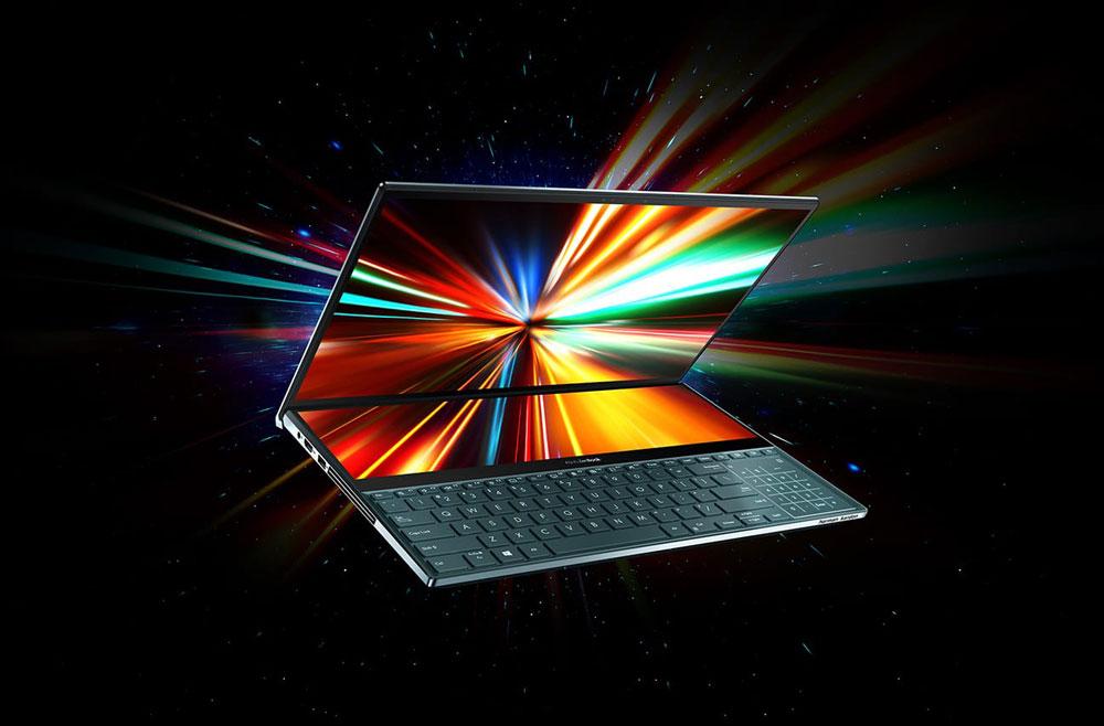 PC Portable ASUS ZenBook Pro Duo UX581GV-H2003R