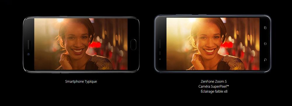 ZenFone Zoom S ZE553KL
