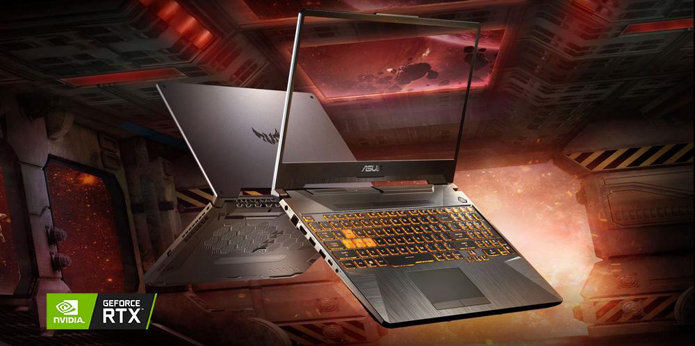 PC Portable ASUS TUF Gaming A15