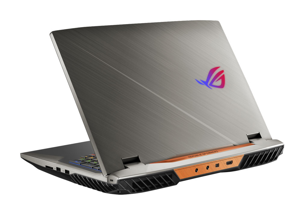 PC Portable ASUS ROG Griffin GZ755GX