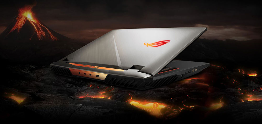 PC Portable ASUS ROG GRIFFIN-GZ755GXR