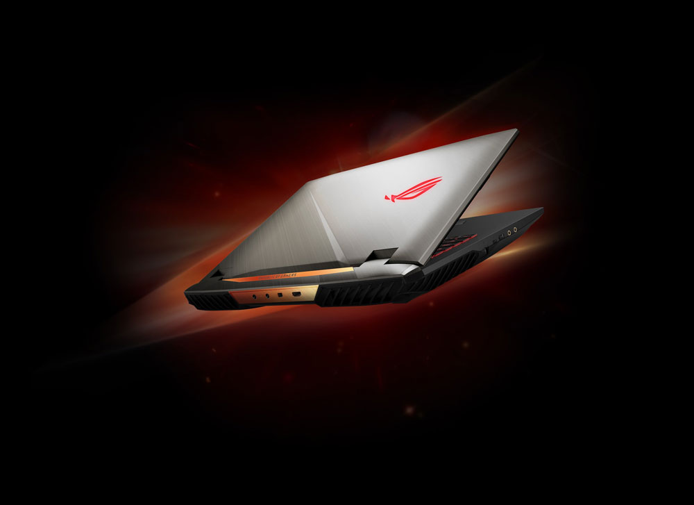 PC Portable ASUS ROG MOTHERSHIP-GZ775GX
