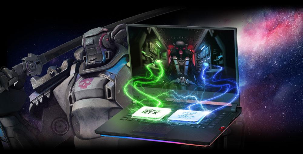 PC Portable ASUS ROG STRIX HERO3-G731GV-EV080T
