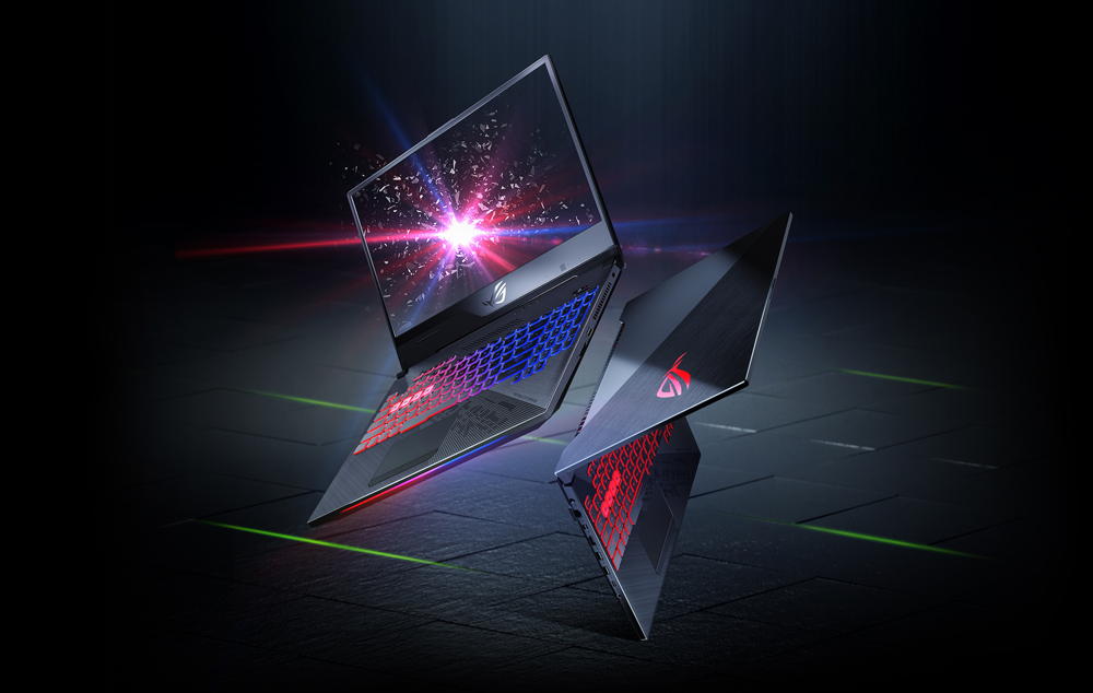 PC Portable ASUS ROG Strix Hero II