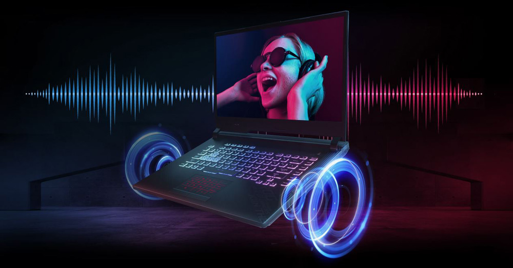 PC Portable ASUS Rog Strix G17