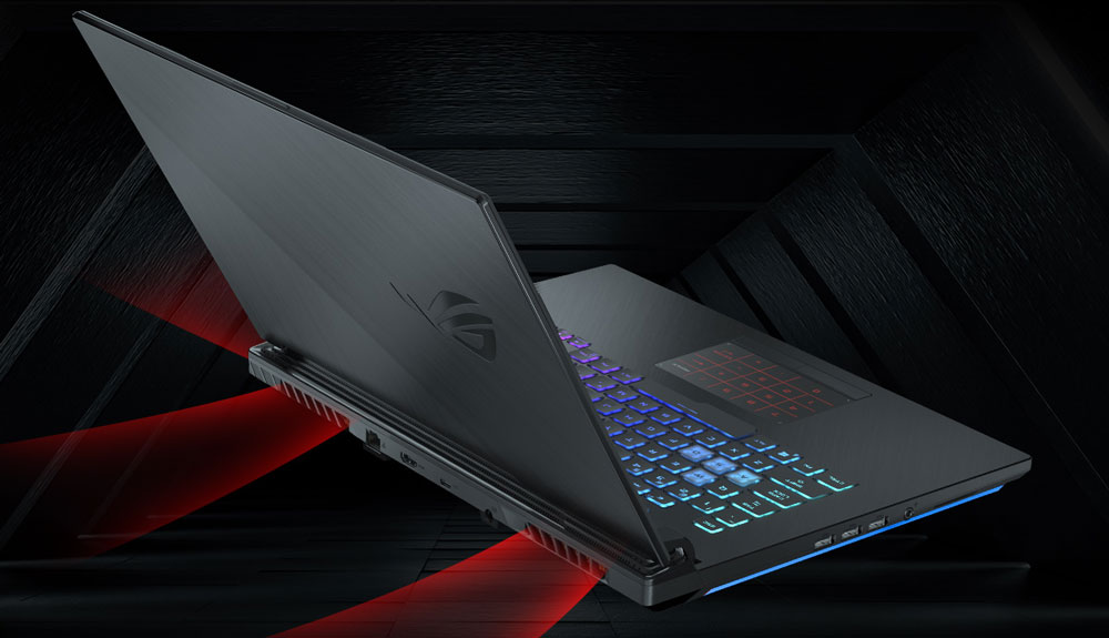PC Portable ASUS ROG STRIX3-G-G531GV