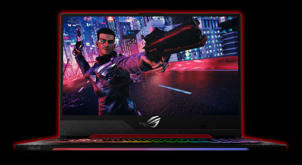 PC Portable ASUS ROG Strix Scar II