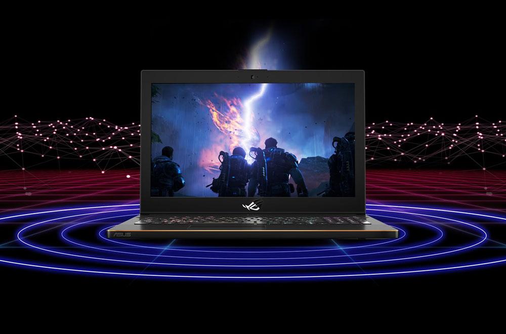 PC Portable ASUS ROG ZEPHYRUS-M-GU532GU