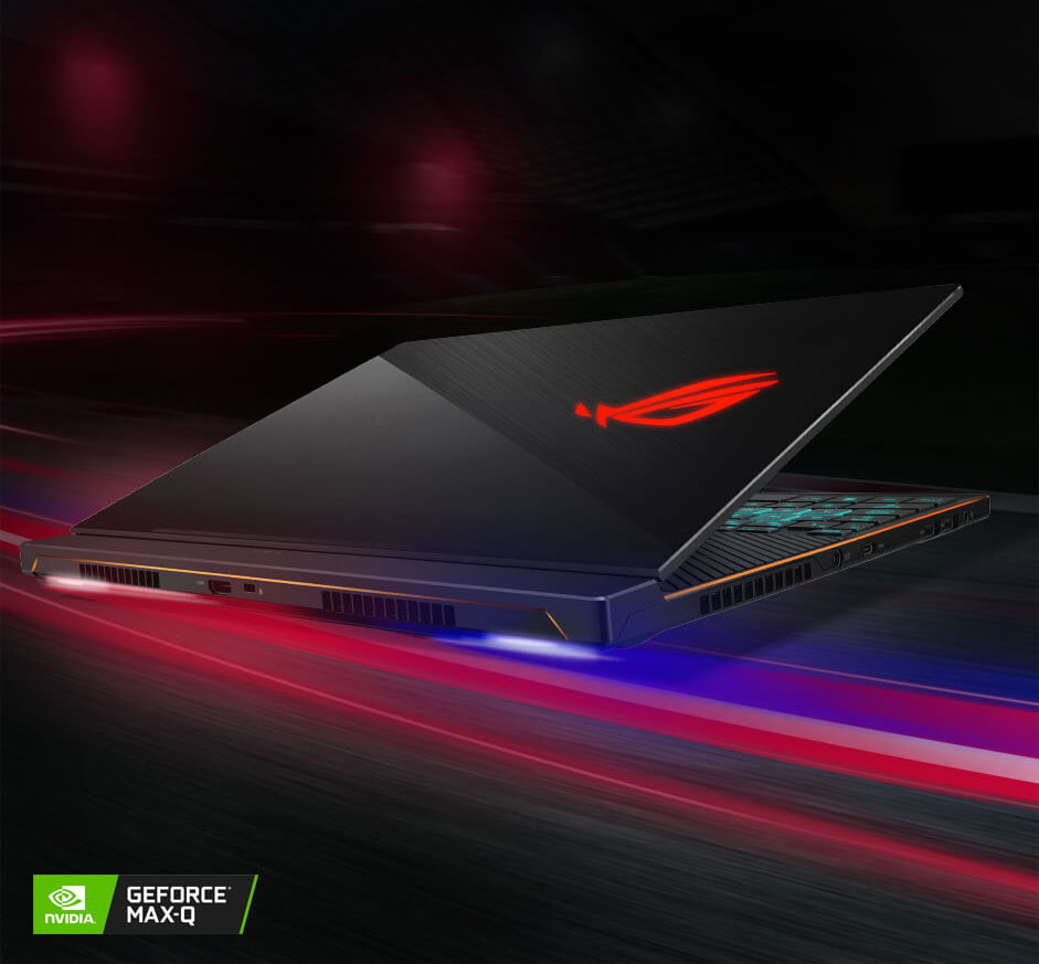PC Portable ASUS ROG ZEPHYRUS S GX535