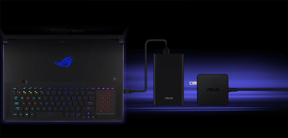 PC Portable ASUS ROG ZEPHYRUS S GX735