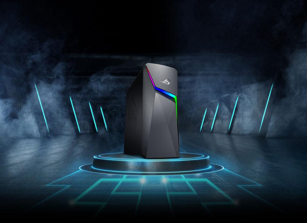 PC de bureau ASUS ROG Strix GL10CS-FR081T