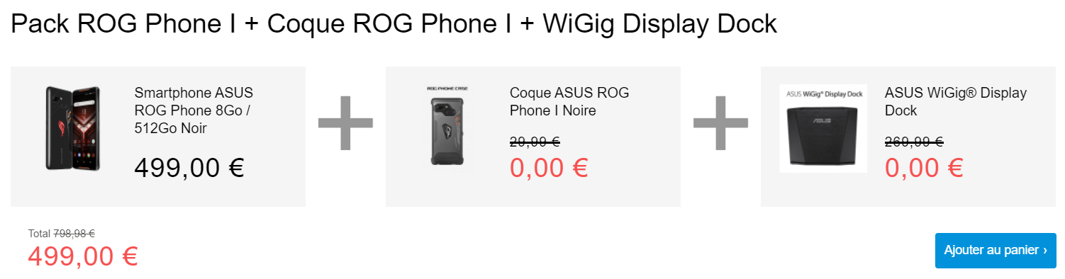 Pack ROG Phone I