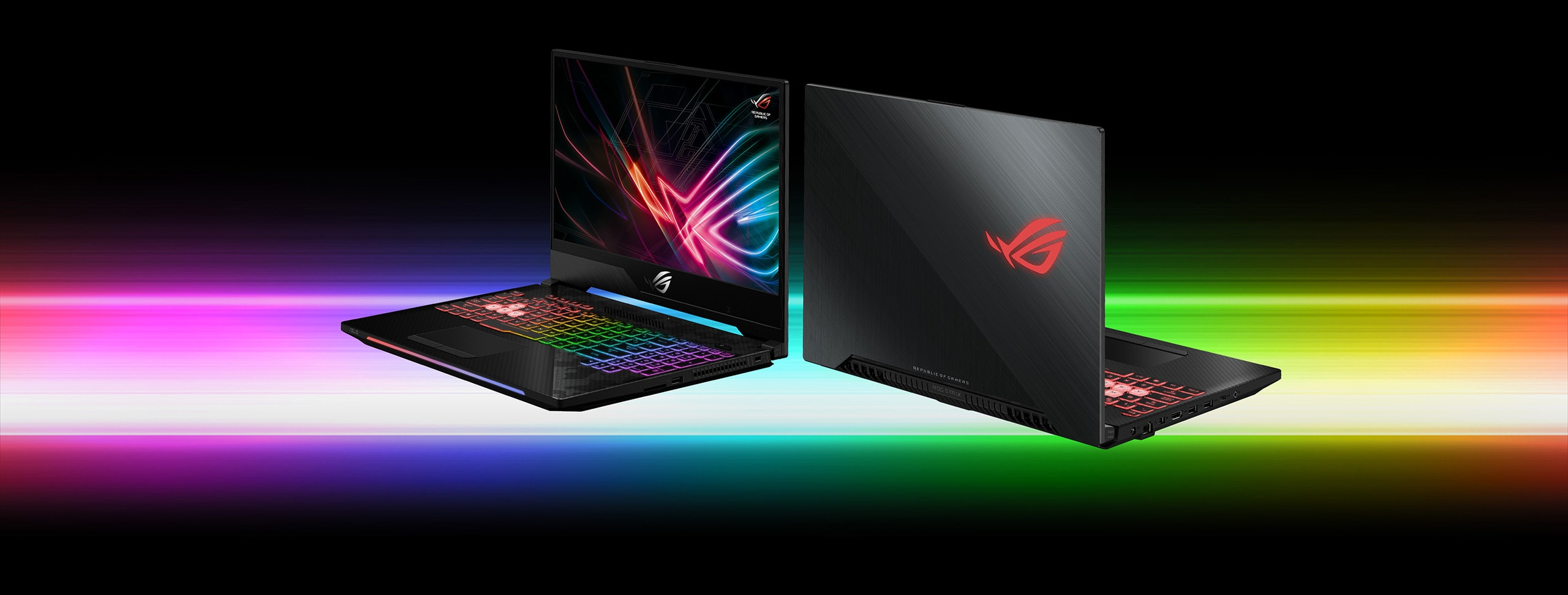 PC Portable ASUS ROG Strix SCAR2-GL504GM