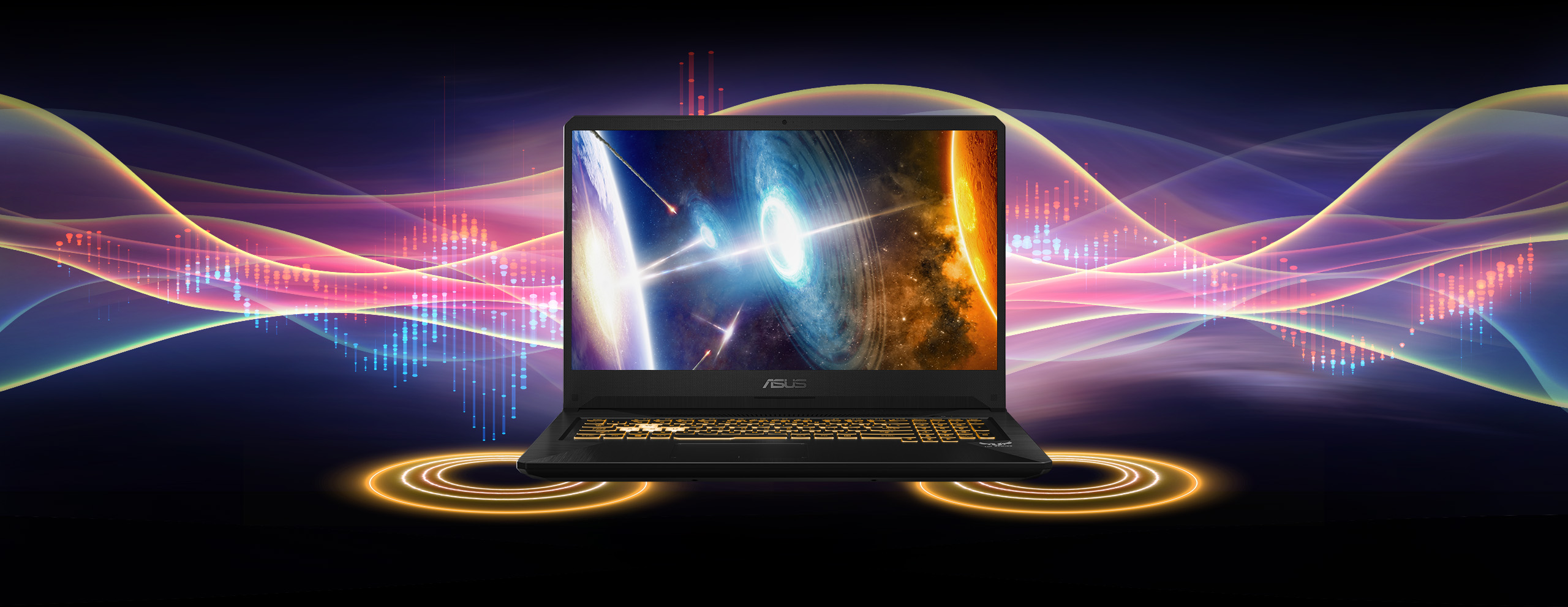 PC Portable ASUS Gaming TUF565