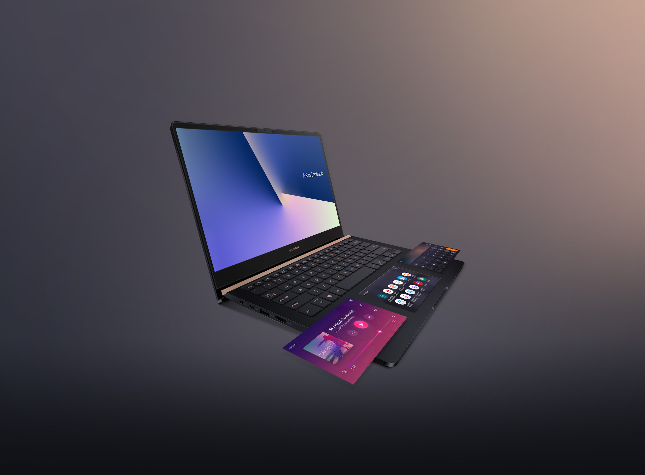 PC Portable ASUS ZenBook Pro 14