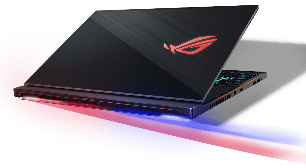PC Portable ASUS ROG ZEPHYRUS-S-GX531GM-ES036T
