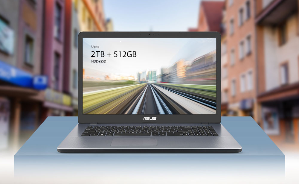 PC Portable ASUS VivoBook 17 X705NA