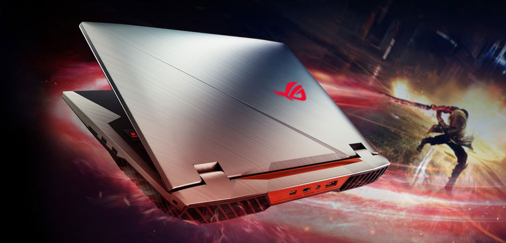 PC Portable ROG CHIMERA-G703GI