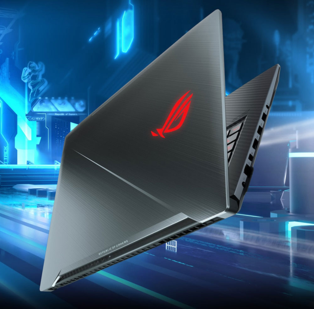 PC Portable ROG SCAR-GL503VS