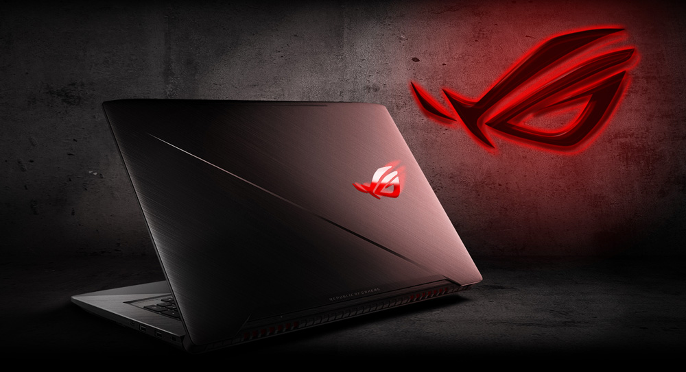 PC Portable ASUS ROG Strix GL503VD