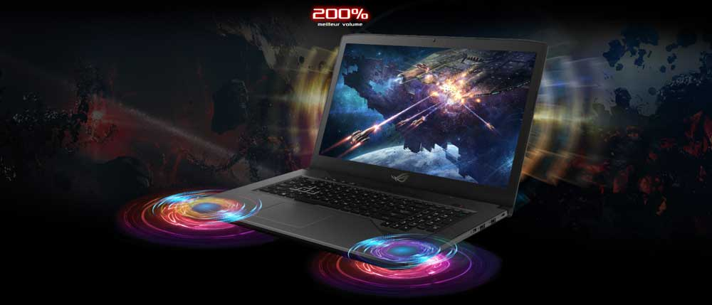 PC Portable ASUS ROG STRIX GL703GE