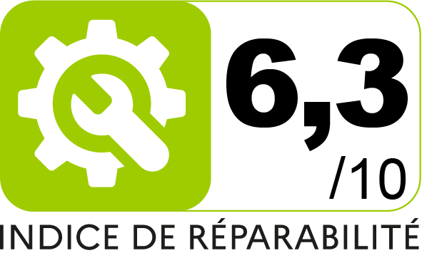 Indice de réparabilité