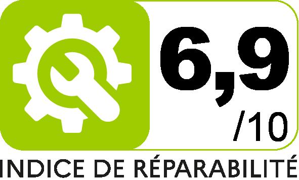 Index de réparabilité